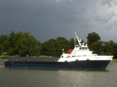 K Marine Viii Crewboats- Kilgore Mar...